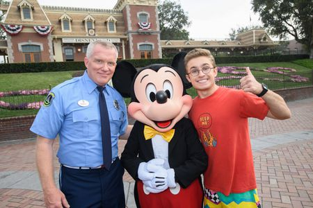 ANTHONY MICHAEL HALL, MICKEY MOUSE, SEAN GIAMBRONE