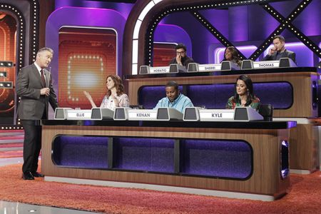 ALEC BALDWIN, ELLIE KEMPER, KENAN THOMPSON, HORATIO SANZ, SHERRI SHEPHERD, KYLE RICHARDS, THOMAS LENNON