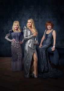 DOLLY PARTON, CARRIE UNDERWOOD, REBA MCENTIRE