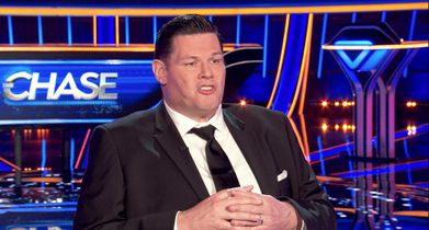"""08.Mark Labbett """"The Beast"""", Chaser, On his advice for contestants"""