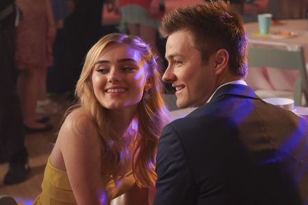 MEG DONNELLY, PEYTON MEYER