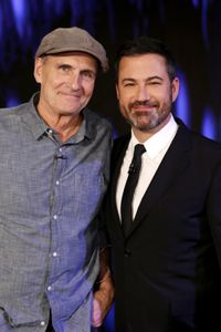 JAMES TAYLOR, JIMMY KIMMEL