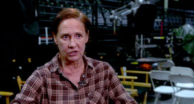 "05. Laurie Metcalf, ""Jackie Harris"" On her hope for the show"
