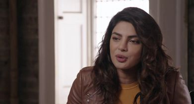 """05.Priyanka Chopra, """"Alex Parrish,"""" on why she wanted to be on the show"""