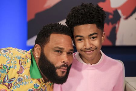 ANTHONY ANDERSON, MILES BROWN