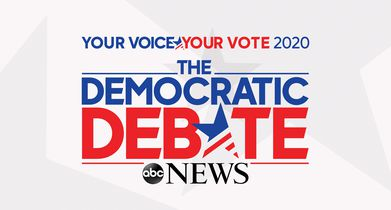 ABC News 2020 Democratic Debate
