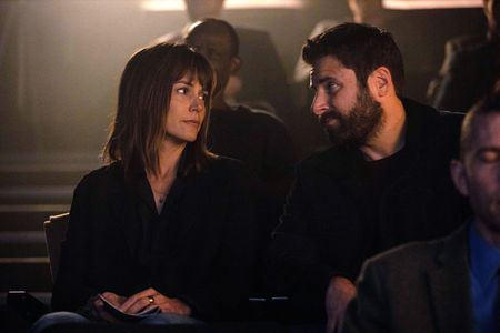 STEPHANIE SZOSTAK, JAMES RODAY