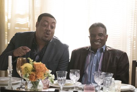 CEDRIC YARBROUGH, KEITH DAVID