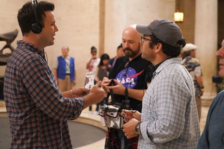 TARAN KILLAM, FRED SAVAGE (DIRECTOR)