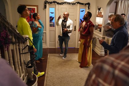 MARCUS SCRIBNER, TRACEE ELLIS ROSS, KENNY SMITH (WRITER/DIRECTOR), ANTHONY ANDERSON
