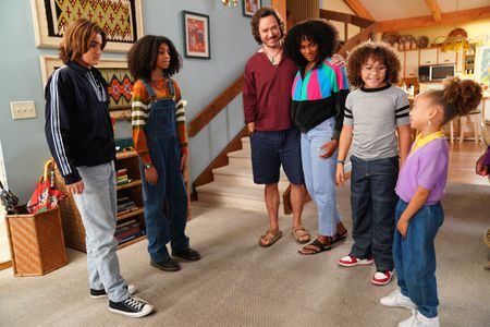 LUCA LUHAN, ARICA HIMMEL, MARK-PAUL GOSSELAAR, TIKA SUMPTER, ETHAN CHILDRESS, MYKAL-MICHELLE HARRIS