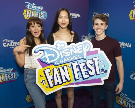 DEVORE LEDRIDGE, MADISON HU, ETHAN WACKER