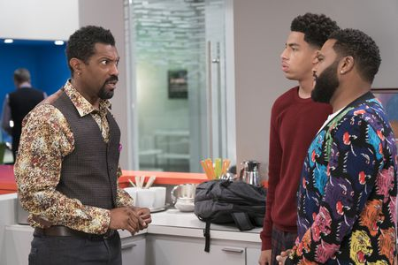 DEON COLE, MARCUS SCRIBNER, ANTHONY ANDERSON