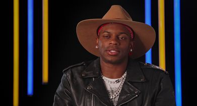 08. Jimmie Allen, Celebrity, On why he wanted to be on the show