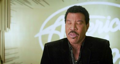 07. Lionel Richie, Judge, On returning to set in person