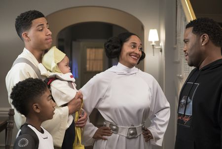 MILES BROWN, MARCUS SCRIBNER, AUGUST/BERLIN GROSS, TRACEE ELLIS ROSS, ANTHONY ANDERSON
