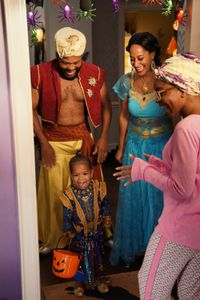 ANTHONY ANDERSON, AUGUST AND BERLIN GROSS, TRACEE ELLIS ROSS, MARSAI MARTIN