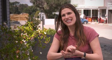"01. Lake Bell, ""Rio"" & Co-Creator / Executive Producer, On the premise of the show"