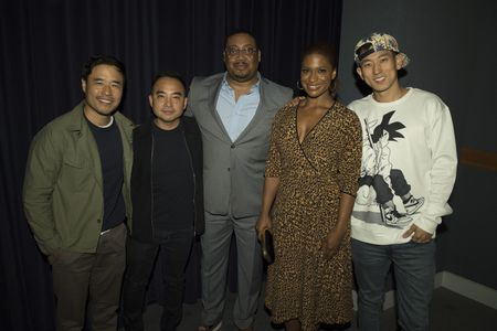 RANDALL PARK , MELVIN MAR (EXECUTIVE PRODUCER), CEDRIC YARBROUGH , KIMRIE LEWIS, JAKE CHOI