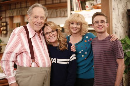 GEORGE SEGAL, LEA THOMPSON (DIRECTOR), WENDI MCLENDON-COVEY, SEAN GIAMBRONE