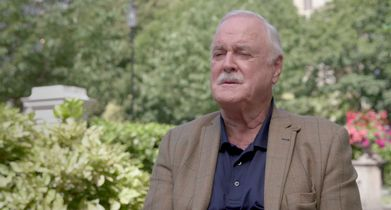 """07. John Cleese, """"Martin"""" On working with the young cast members"""