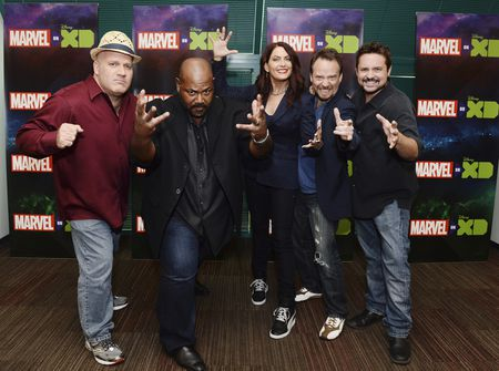 DAVID SOBOLOV, KEVIN MICHAEL RICHARDSON, VANESSA MARSHALL, TREVOR DEVALL, WILL FRIEDLE