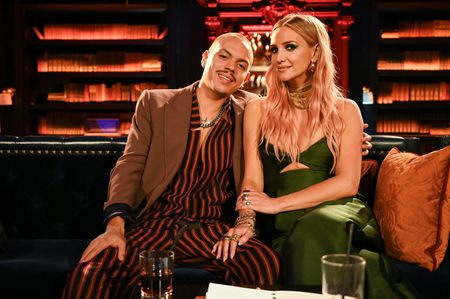 EVAN ROSS, ASHLEE SIMPSON-ROSS
