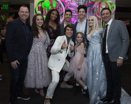 DAVID LIGHT (EXECUTIVE PRODUCER/WRITER), ARIEL MARTIN, CHANDLER KINNEY, TREVOR TORDJMAN, PEARCE JOZA, KINGSTON FOSTER, MILO MANHEIM, MEG DONNELLY