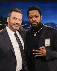 JIMMY KIMMEL, LAKEITH STANFIELD
