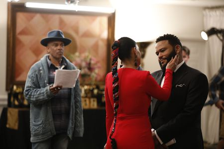 ERIC DEAN SEATON (DIRECTOR), TRACEE ELLIS ROSS, ANTHONY ANDERSON