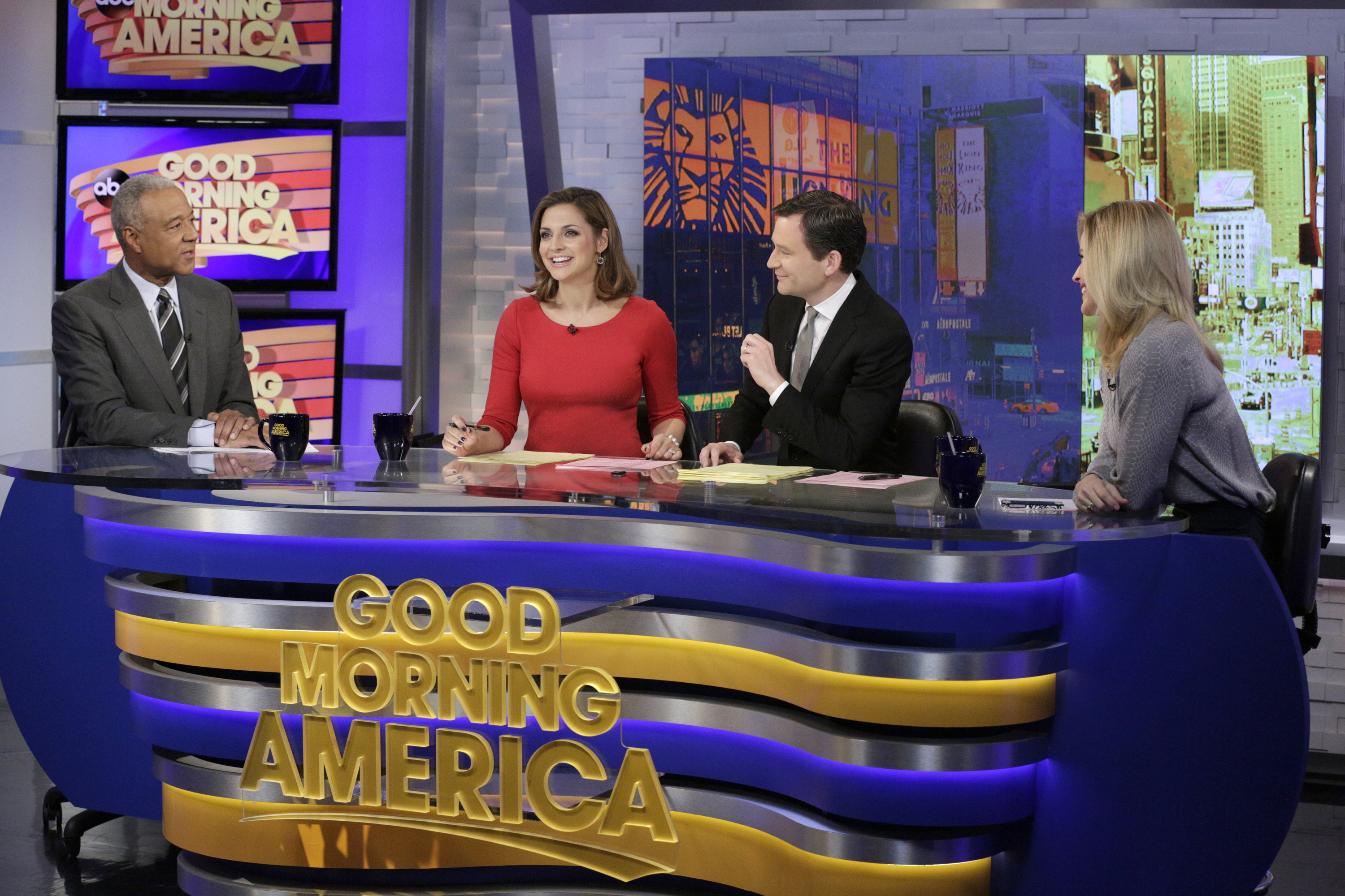Good Morning America Sunday Edition : Good morning america weekend edition