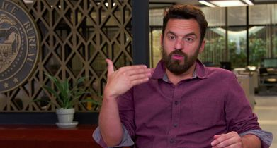 "07. Jake Johnson, ""Grey McConnell"", On his character"