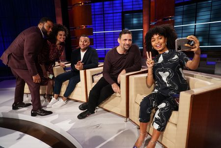 ANTHONY ANDERSON, MICHELLE BUTEAU, RUSSELL PETERS, JEREMY SISTO, YARA SHAHIDI