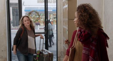 01. Lena and Stef arrive at the Coterie