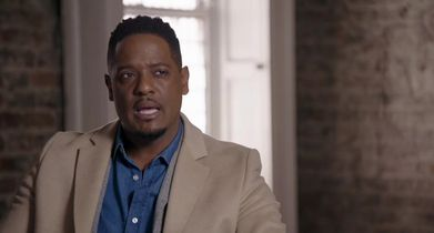 "15. Blair Underwood, ""Owen Hall"" On his relationship with Marlee Matlin"