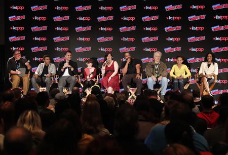 JIM HALTERMAN, ROBERT BAILEY JR., OWAIN YEOMAN, ALEXA SWINTON, ALLISON TOLMAN, DONALD FAISON, CLANCY BROWN, ASHLEY AUFDERHEIDE, ZABRYNA GUEVARA