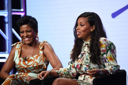 TAMRON HALL (HOST/EXECUTIVE PRODUCER), TALIA PARKINSON-JONES (CO-EXECUTIVE PRODUCER)