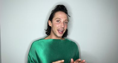 41. Johnny Weir, Celebrity, On what it takes to win the Mirrorball trophy