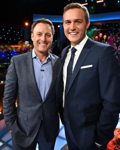 CHRIS HARRISON, PETER WEBER