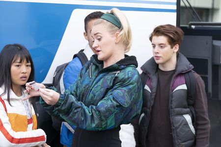 AJ MICHALKA, THOMAS BARBUSCA