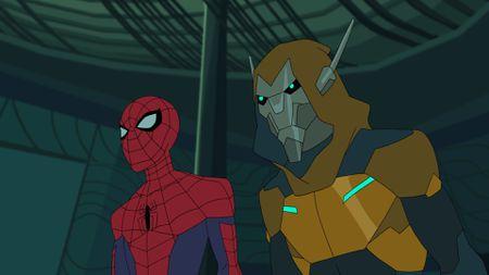 SPIDER-MAN, HOBGOBLIN