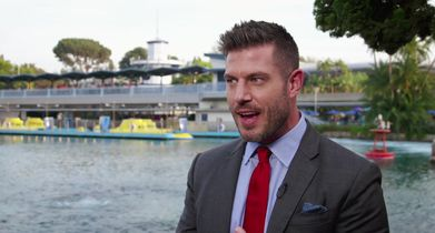 09. Jesse Palmer, Co-Host, On how he would watch the show at home