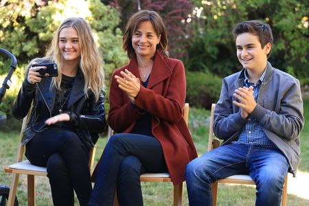 LIZZY GREENE, STEPHANIE SZOSTAK, CHANCE HURSTFIELD