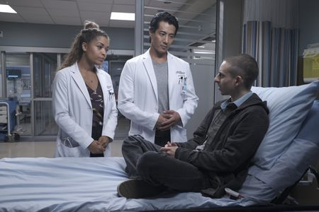 ANTONIA THOMAS, WILL YUN LEE, MOISES ARIAS