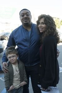 CALE FERRIN, CEDRIC YARBROUGH, MINNIE DRIVER