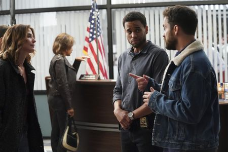 COBIE SMULDERS, MICHAEL EALY, JAKE JOHNSON