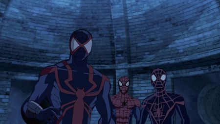 return to the spiderverse � part 1