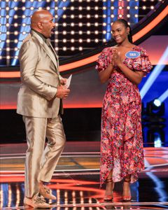 STEVE HARVEY, TIKA SUMPTER
