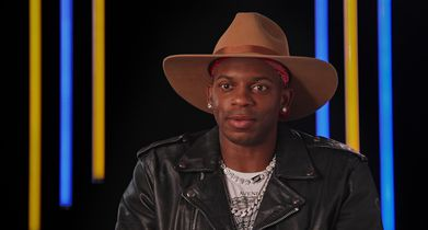 10. Jimmie Allen, Celebrity, On his previous dance experience