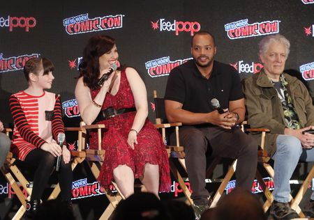 ALEXA SWINTON, ALLISON TOLMAN, DONALD FAISON, CLANCY BROWN